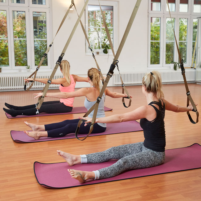 Pilates Bern - Studio Für Training Nach
